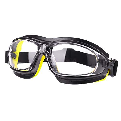 Schutzbrille, Staub, Wind, Sanddicht, stoßfest, Chemikalien, Spritzer, Arbeitsplatz-Schutzbrille Orange