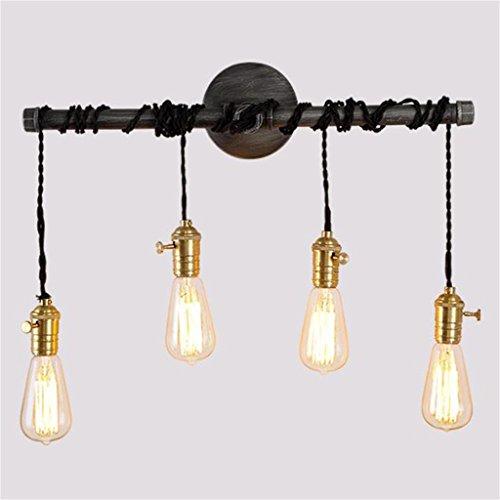 NAUY-tubi Retro lampada da parete personalizzato Pinacoteca