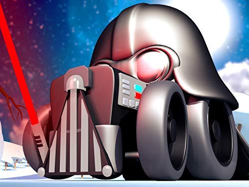 Ben ist Darth Vader/Henry ist der Fisch Nemo