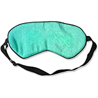 Eye Mask Eyeshade Sea Green Pattern Sleeping Mask Blindfold Eyepatch Adjustable Head Strap preisvergleich bei billige-tabletten.eu