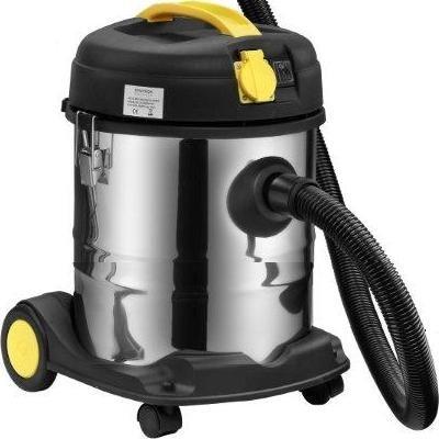 Syntrox Germany 2000 Watt 20 litros aspiradora de acero inoxidable con la aspiradora industrial con enchufe