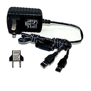 HQRP Chargeur de batterie / adaptateur secteur pour SportDOG FR-200 / SR-200 / FR-200B Collier de dressage de chiens
