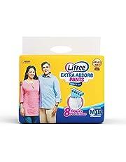 Lifree Medium Size Diaper Pants - 10 Count