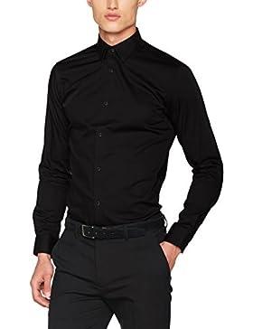 JACK & JONES PREMIUM Jprnon Iron Shirt L/S Noos, Camicia Formale Uomo
