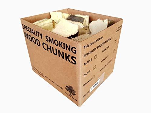 BBQ Smoking Lemon Wood Chunks - 5 kg -