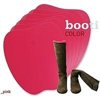 booti - Embauchoirs pour bottes COLOR - rose pour 4 paires de bottes