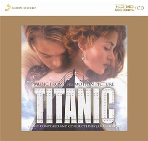 Titanic (K2 HD Master) by James Horner, Celine Dion (2012-01-17) - Hd Titanic