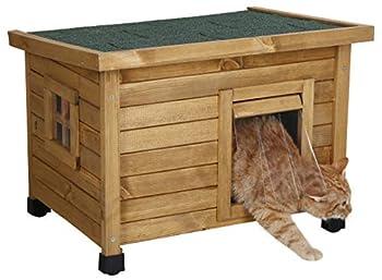 Kerbl Rustica Maison pour Chat 57 x 42 x 45 cm