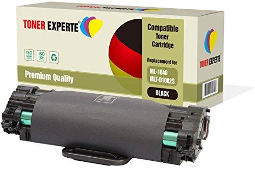 TONER EXPERTE® Premium Toner kompatibel zu MLT-D1082S für Samsung ML-1640, ML-2240, ML-1641, ML-1642, ML-1645, ML-2241 (Samsung Ml2240 Toner)