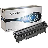 Alphaink AI-Q2612A Toner compatibile per HP AI-Q2612A Q 2612A 12A Laserjet 1010 1012 1015 1018 1020 1022 1022N 1022NW 3015 3015AIO 3020 3020AIO 3030 3030AIO 3030MFP 3036 3050 3050AIO 3052 3052AIO 3055 3055AIO M1005 M1005MFP 1319F M1319FMFP Resa 2000 copie
