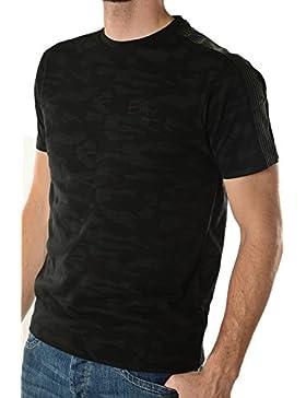 Emporio Armani EA7 Herren Camouflage T-Shirt