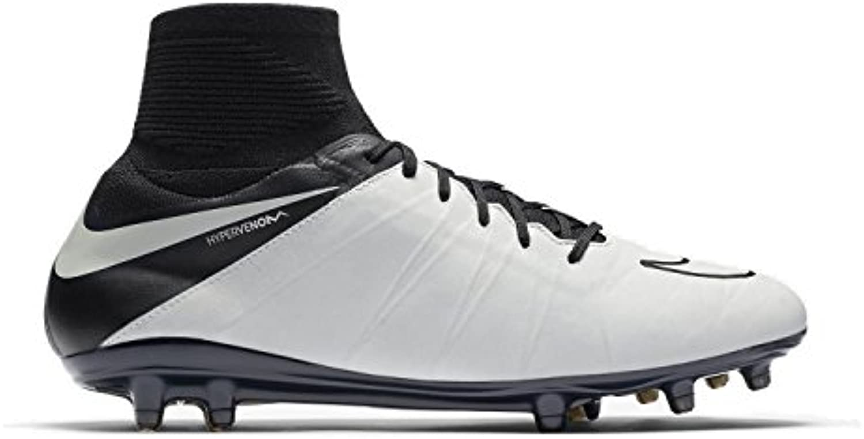 Nike Hypervenom Phantom II Lthr FG, Botas de Fútbol para Hombre
