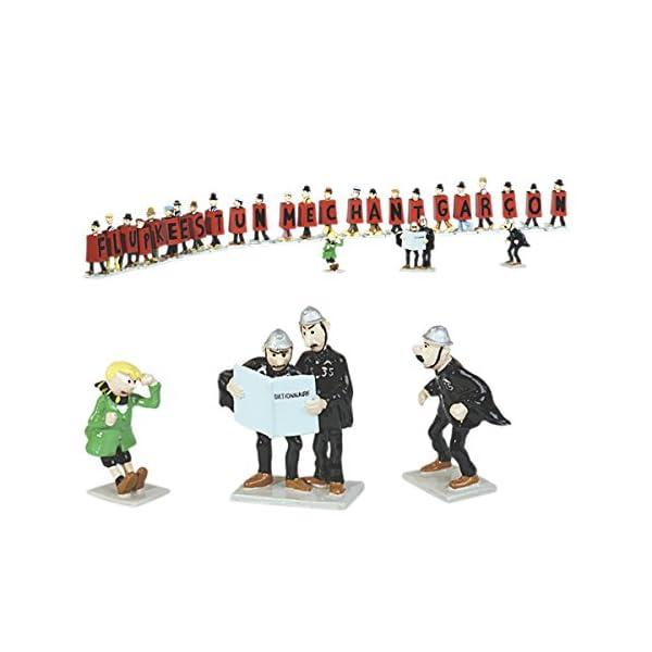 Mini Pixi / Moulinsart Tintín Vendetta Flupke est un méchant garçon 46236 (2008) 1