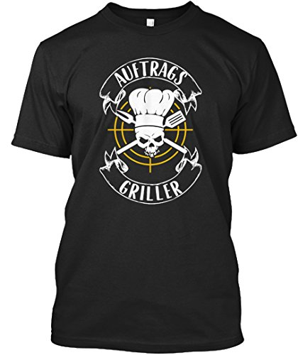 Stylisches T-Shirt Damen / Herren / Unisex von Teespring | Originelles Outfit für jeden Anlass und lustige Geschenksidee - Auftrags-Griller
