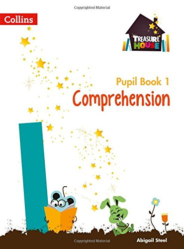 Comprehension Year 1 Pupil Book (Treasure House)