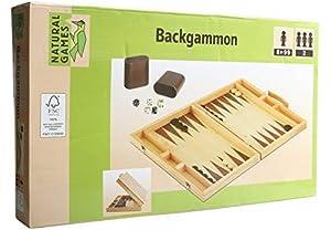 Vedes al por Mayor-Producto 0061058842NG Backgammon Juego 38x 26,5x 5cm