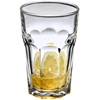 Set de 4 puntas Luminarc Lisboa 12 oz transparente bebidas, whisky, Scotch