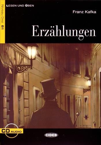 LU.KAFKA ERZAHLUNGEN+CD
