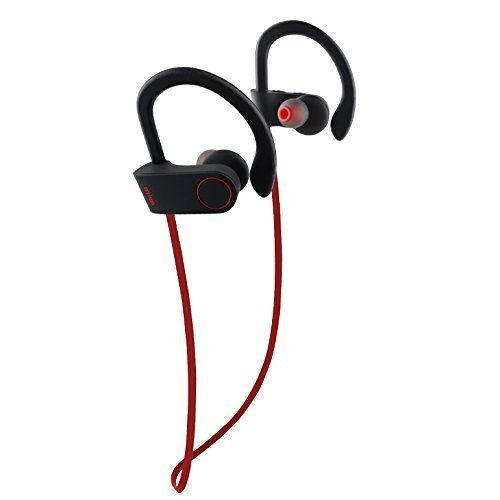 sampi Samsung Galaxy Core 2 Dual Sim Compatible sampi BRAND Professional Bluetooth 4.1 Wireless Stereo Sport Headphones Headset Running Jogger Hiking Exercise Sweatproof Hi-Fi Sound Hands-free Calling Supported Device by sampi  available at amazon for Rs.895