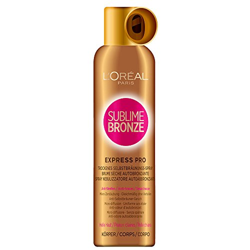 L\'Oréal Paris Dermo Expertise Sublime Bronze Automatic, 150 ml