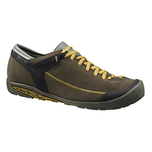 Salewa Ms Alpine Trip Gtx, Chaussures de randonnée homme Marron - Braun (1646 Truffle/Honey)