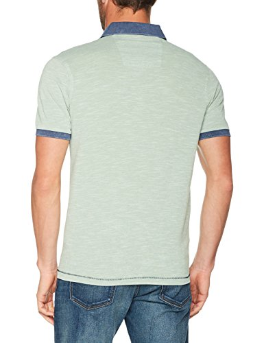 LERROS Herren Poloshirt Polo Grün (Apple 638)