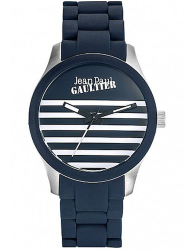 montre-jean-paul-gaultier-silicone-hommefemme-40-mm