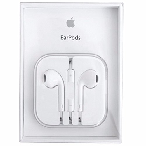 Mp3 5 4 (Original EarPods MD827ZM/A - iPhone 5, 5c, 5s, 6, 6 plus, iPad 5 Air Mini, iPod Classic, Touch, Nano - Stereo Headset Kopfhörer mit Fernbedienung und Mikrofon)