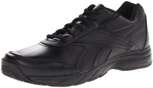 Reebok Men's Work N Cushion Walking Shoe,Black,14 4E US (Reebok Work N Cushion Männer)