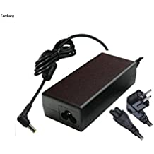 Adecuado para todas las laptop Sony ! NUEVO - Adaptador de alimentación universal CA, Adaptadores de corriente (enchufe de la UE) Cargador de bateria compatible para PC portátil / netbook / notebook / tablet el número de modelo: SONY VAIO, VIZIO etc 9.5V, 10,5V, 12V, 15V, 16V, 18.5V, 19V, 19.5V, 20V, 45W, 60W, 65W, 90W EUSONYUNI90W2