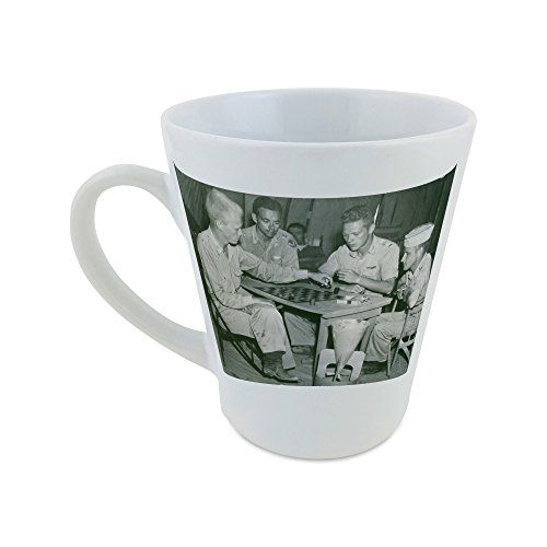 cone-shaped-mug-with-at-us-army-air-force-base-in-africa-american-flyers-find-relaxation-in-their-te