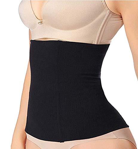 Bafully Postnatal Bauchgurt & Taillenmieder, 2 in 1 Design multifunktionell Bauchweg Taillenformer elastisch Unterstützung Figurformende Bauchband Shapewear Gurt nach Geburt