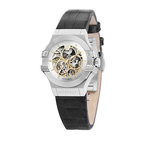 orologio meccanico donna Maserati Potenza sportivo cod. R8821108020
