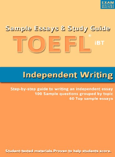 Toefl Essay Ebook