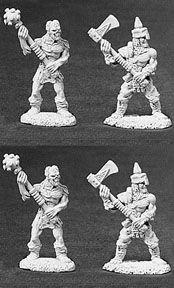Desconocido Reaper Miniatures 06028 - Metal Miniatura (sin Pintar) Importado de Alemania