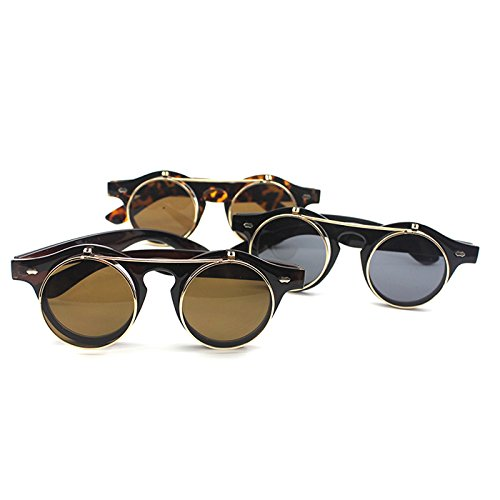 huntgold-1x-steampunk-goth-goggles-retro-flip-up-round-double-layer-sunglasses-shadesframe-color-leo