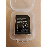 SD CARD GPS MERCEDES - w213 Classe E - NTG5.5 - Europe 2017 v1.5 - A2139061206