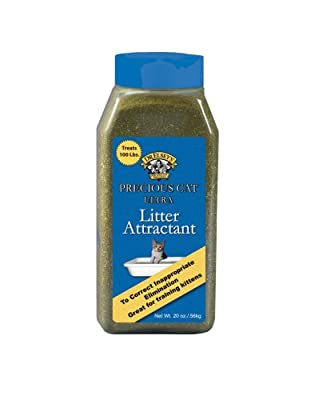 Precious Cat Ultra Litter Attractant, 20 Ounces