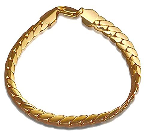SaySure - Retro Bracelets for men bracelets Gold plated