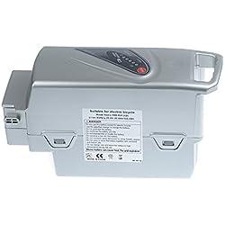 Vinteky® 20.8Ah 26V Batterie pour e bike Vélo électrique pour Panasonic 26V(Raleigh, Kalkhoff, flyer, Kettler& Rixe)