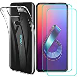 MYLBOO For Asus Zenfone 6 ZS630KL Case and Screen