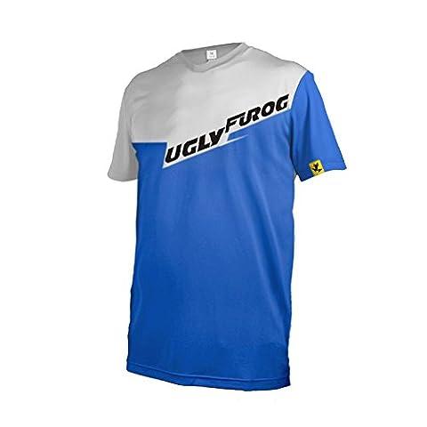 Uglyfrog #02 2017 Jersey Mountain Bike Downhill Shirt Herren Short Sleeve Sommer Style