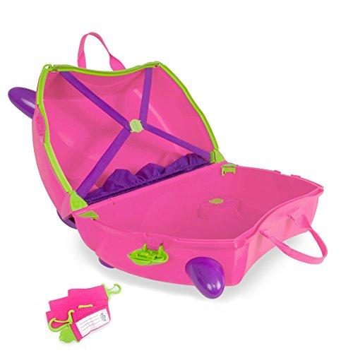 Trunki Kinderkoffer Harley, der Marienkäfer Pink