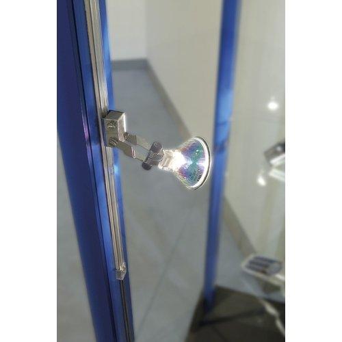 Slv - Carril glu-trax plastico transparente