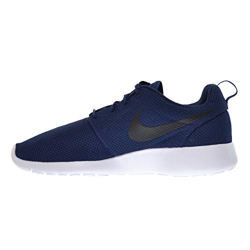 Nike Celso City Thong BRAUN 386137201 multicolore - bleu marine/noir/blanc (Midnight Navy/Black White)