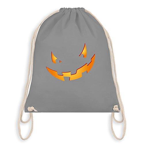 Halloween - Kürbisgesicht klein Pumpkin - Unisize - -