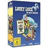 Lucky Luke - Die neuen Abenteuer (Vol. 3, Folge 23-33) [3 DVDs]