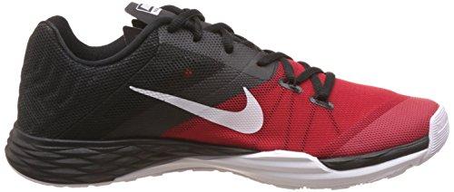 Nike Herren Train Prime Iron Df Turnschuhe Black (Schwarz / Weiß-Unvrsty Rd-Anthrct)