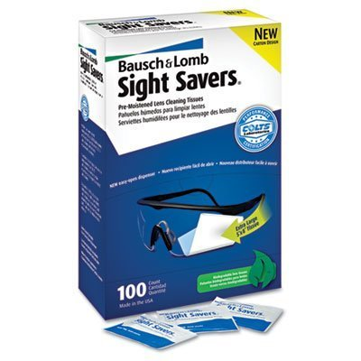 bausch-lomb-sight-savers-premoistened-lens-cleaning-tissues-100-tissues-per-box-sold-as-2-packs-of-1