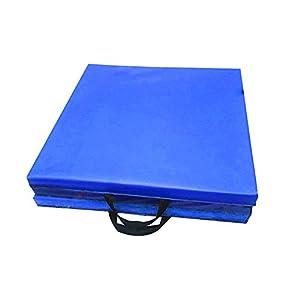 SAILUN® Gymnastikmatte Fitnessmatte Klappbare Turnmatten Rutschfeste...